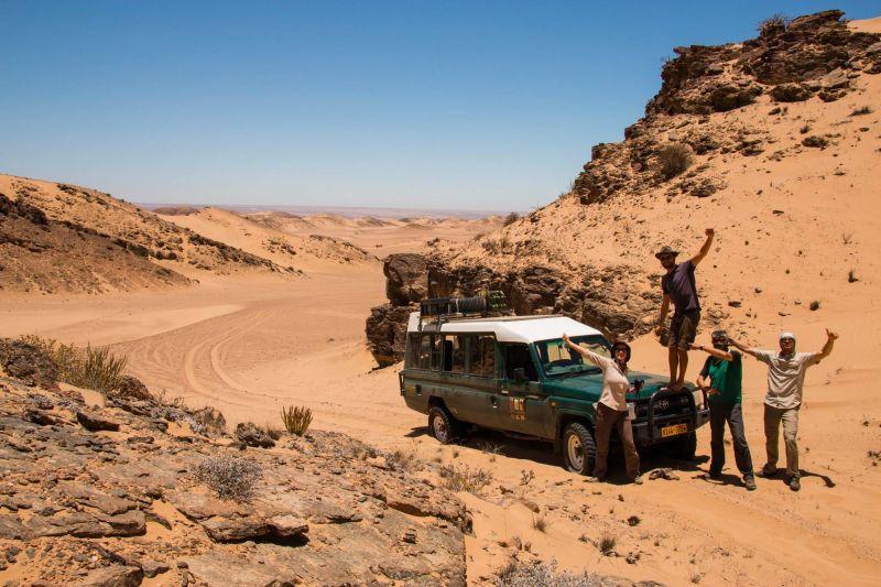 Comment visiter la Namibie en famille?