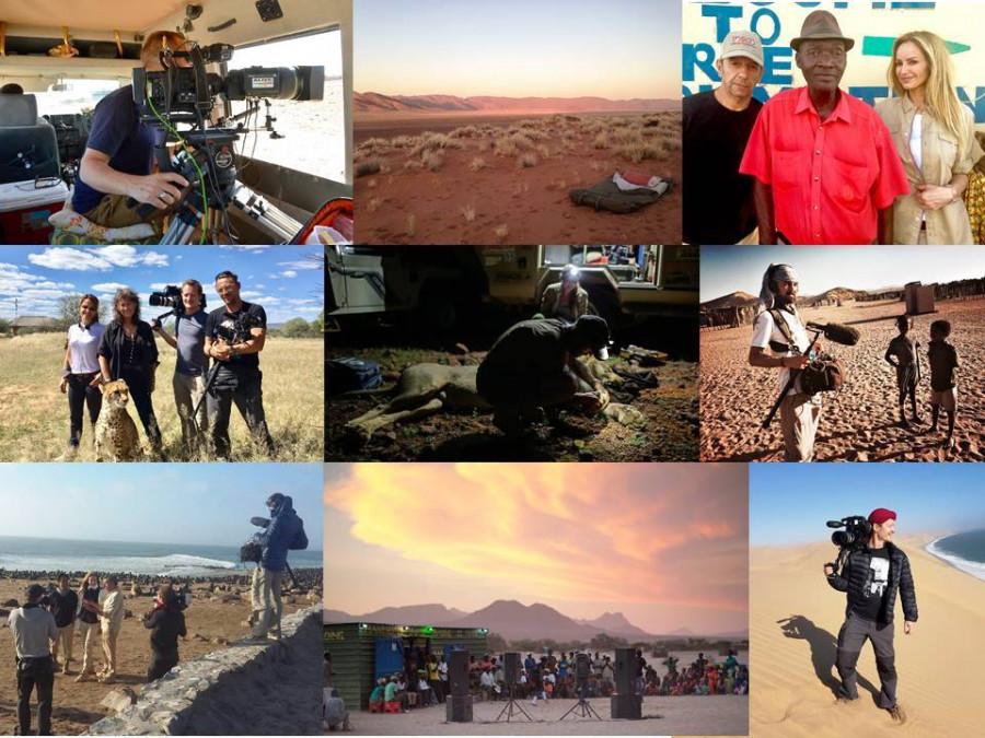 Tournages pro nature et humains pour films, magazine et documentaires (expérience avec VIP), photos et vidéos.
