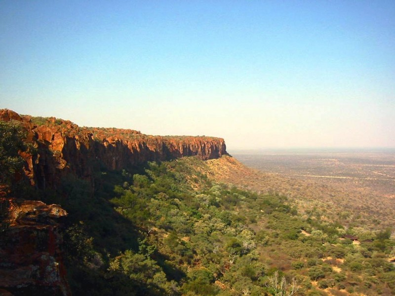 Parc national du Waterberg