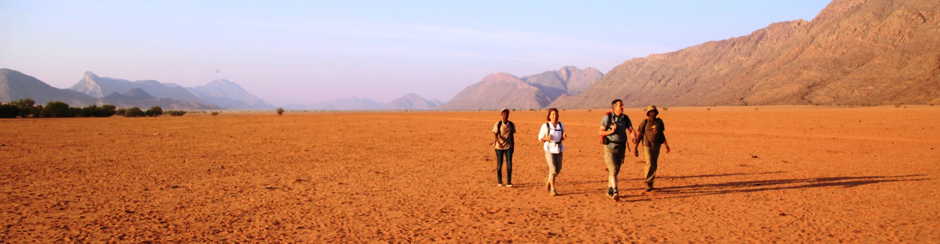 Safaris en groupe en Namibie