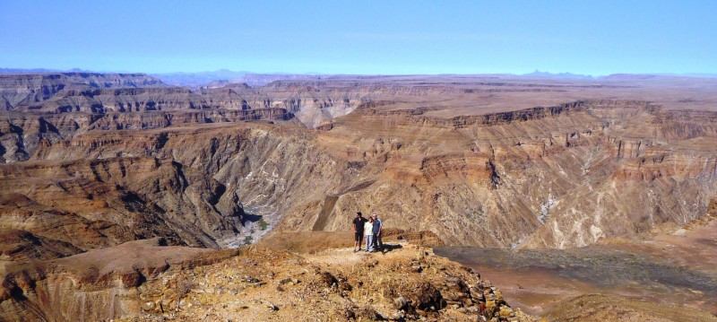 Jour 13 : Fish River Canyon